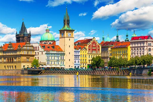Прага достопримечательности и отели