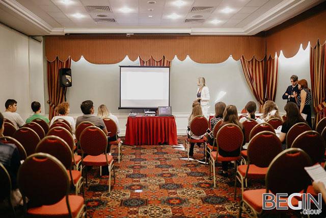 Участие в международных образовательных выставках BeginGroup